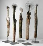 Stelen von Sabine Böhner